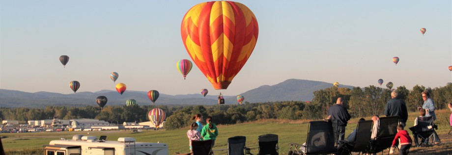 Sarasota Balloon Festival 2020.Northeast Hot Air Rv Ers Come Camp With Us At The
